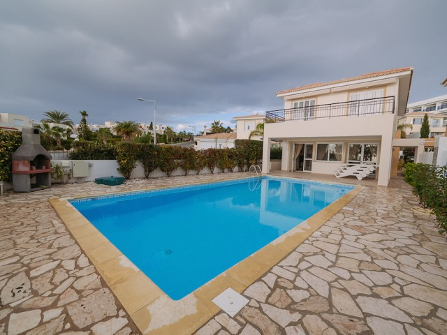 Villa in Paphos with 5 bedrooms, Coral Bay