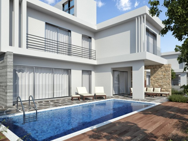 Three bedroom villa in Paphos, Chloraka