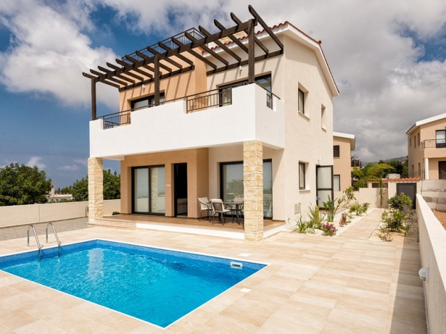 Luxury villa in Paphos with 3 bedrooms, Peyia