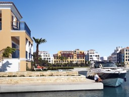 Luxury villa with 2 bedrooms in Limassol, Limassol Marina