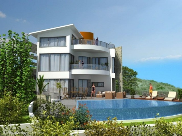 Three bedroom villa in Limassol, Parekklisia