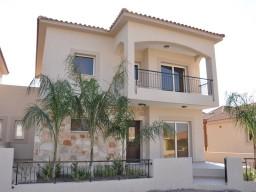 Three bedroom villa in Limassol, Moni