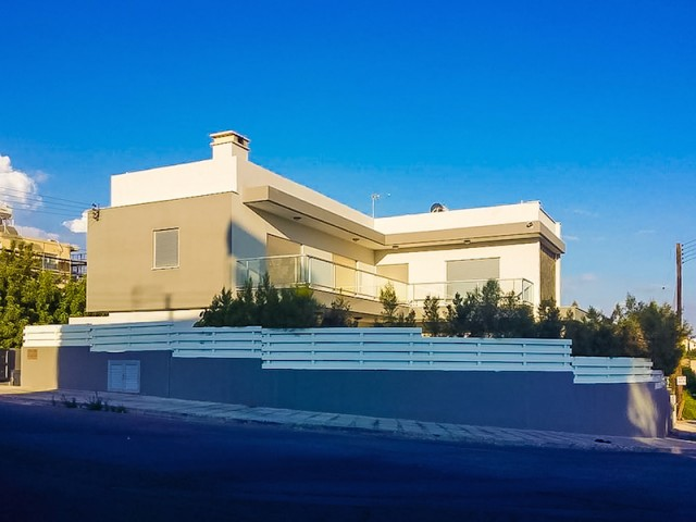 Villa in Limassol 4 bedroom, Ekali