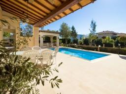 Villa in Limassol with 4 bedrooms, Kalogiri