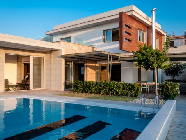 Villa in Paphos with 6 bedrooms, Konia