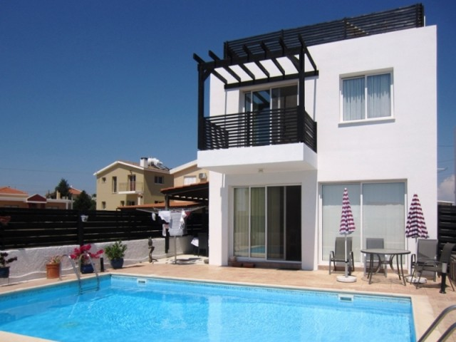 Villa in Paphos with 3 bedrooms, Koili