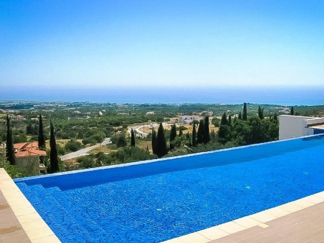 Four bedroom luxury villa in Paphos, Tala
