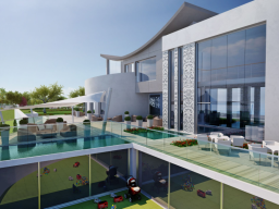 Villa with 5 bedrooms in Limassol, East Beach