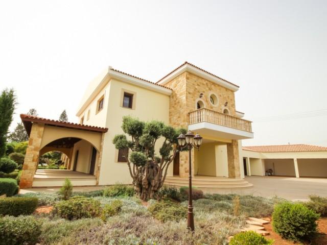 Villa with 8 bedrooms in Limassol, Pyrgos