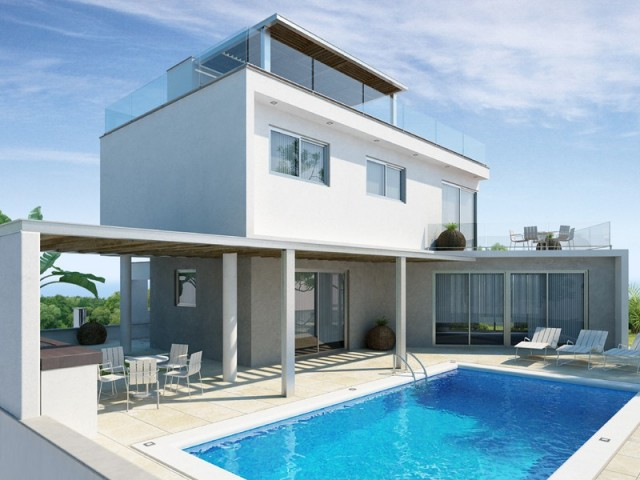 Four bedroom villa in Ayia Napa