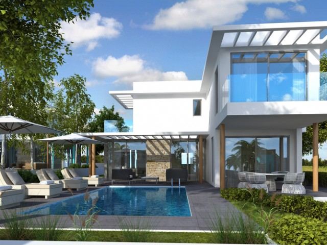 Four bedroom villa in Protaras