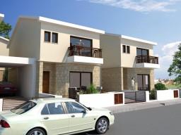 Three bedroom villa in Limassol, Erimi