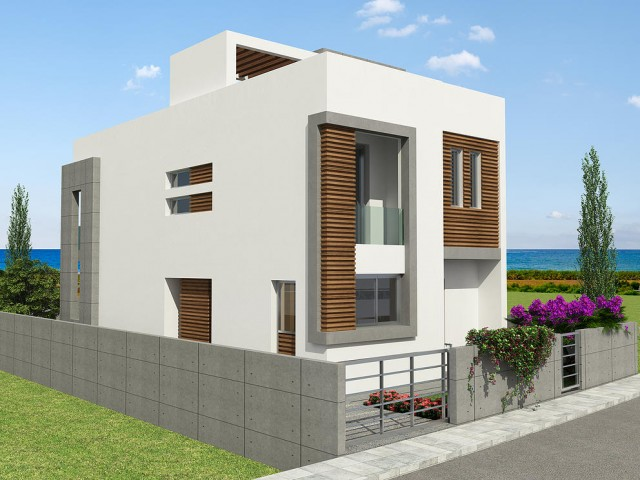 Villa in Paphos with 3 bedrooms, Geroskipou