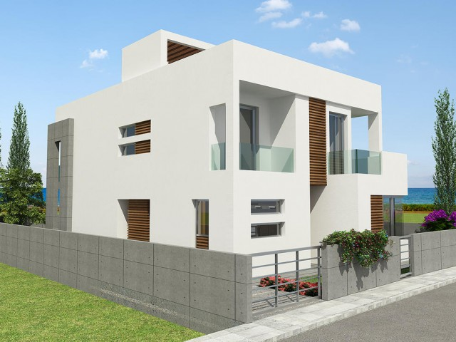 Villa in Paphos with 4 bedrooms, Geroskipou