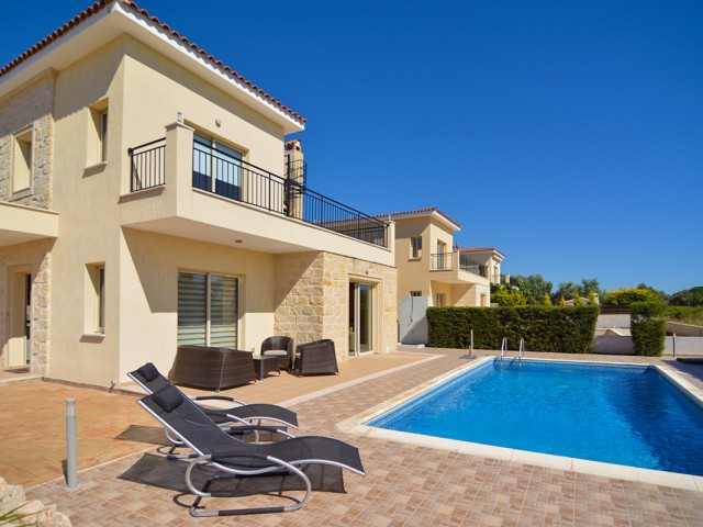 Villa in Paphos with 3 bedrooms, Prodromi