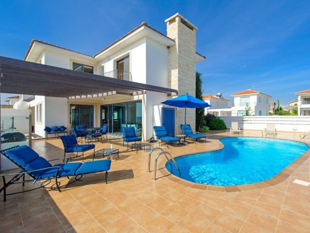 Four bedroom villa in Agia Napa, Ayia Thekla