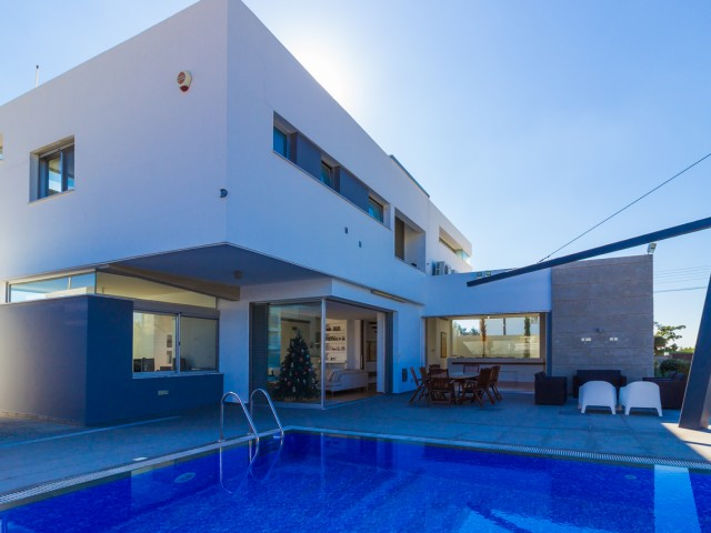 Luxury villa in Limassol 4 bedroom, Ekali