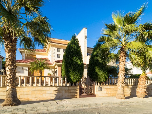 Five bedroom villa in Limassol, Polemidia
