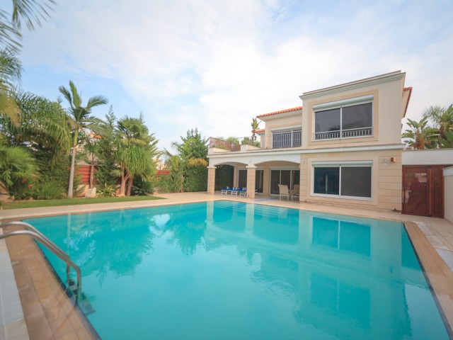 Villa in Limassol 4 bedroom, Potamos Germasogeia