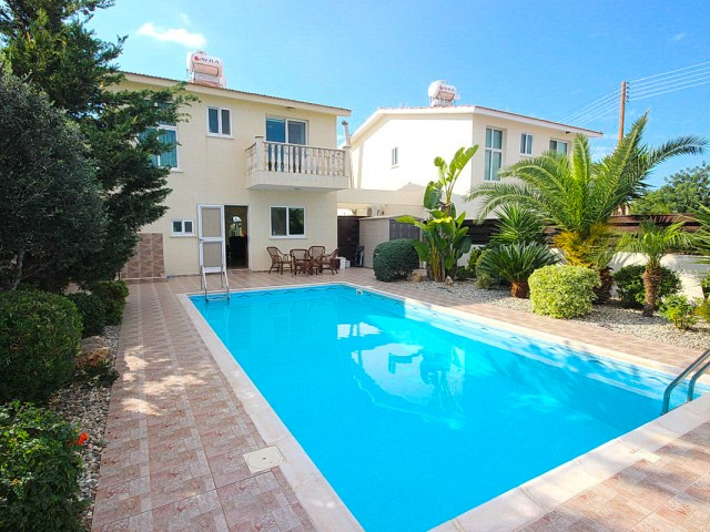 Villa in Paphos with 3 bedrooms, Tremithousa