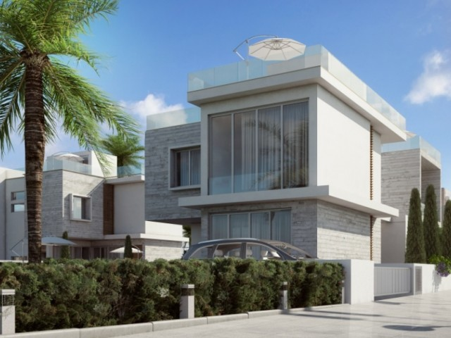 Villa in Limassol with 2 bedrooms, Mesovounia