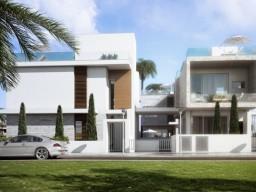Villa in Limassol with 3 bedrooms, Mesovounia