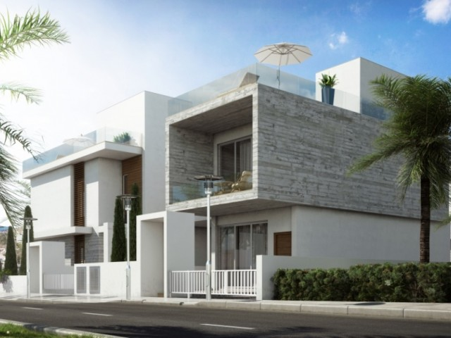 Villa in Limassol with 3 bedrooms, Mesovounia