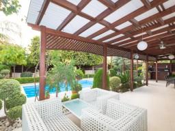 Villa in Limassol with 4 bedroom, Potamos Germasogeia