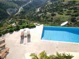 Five bedroom villa in Paphos, Kouklia