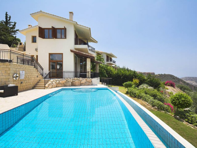 Villa in Paphos with 4 bedrooms, Kouklia