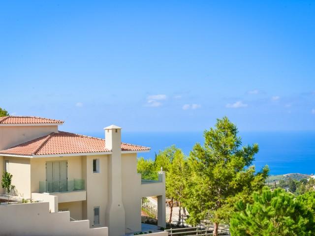 Villa in Paphos with 4 bedrooms, Kamares