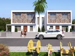 Three bedroom villa in Limassol, Polemidia