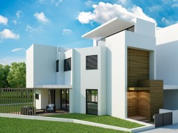Villa in Paphos with 3 bedroom