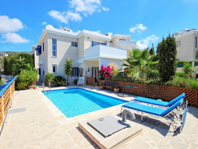 Villa in Paphos with 3 bedrooms, Tala