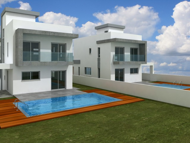 Villa in Limassol with 4 bedroom, Parekklisia
