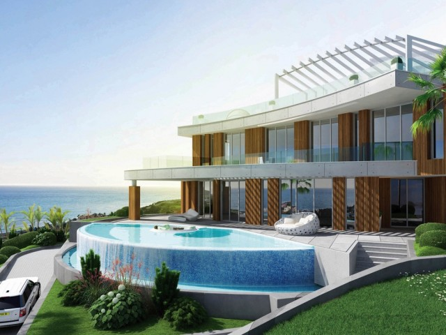 Luxury villa in Limassol with 5 bedrooms, Agios Tychonas