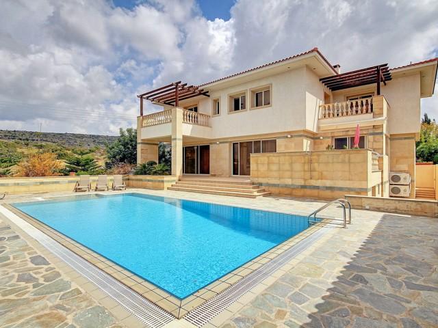 Villa in Paphos with 5 bedrooms, Konia