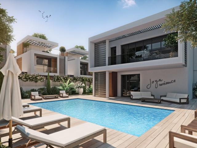 Villa in Limassol with 3 bedrooms, Mesa Gitonia