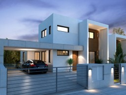 Villa in Limassol with 4 bedrooms, Parekklisia