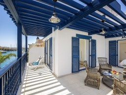 Luxury villa with 3 bedrooms in Limassol, Limassol Marina
