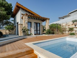 Luxury villa with 6 bedrooms in Limassol, Parekklisia
