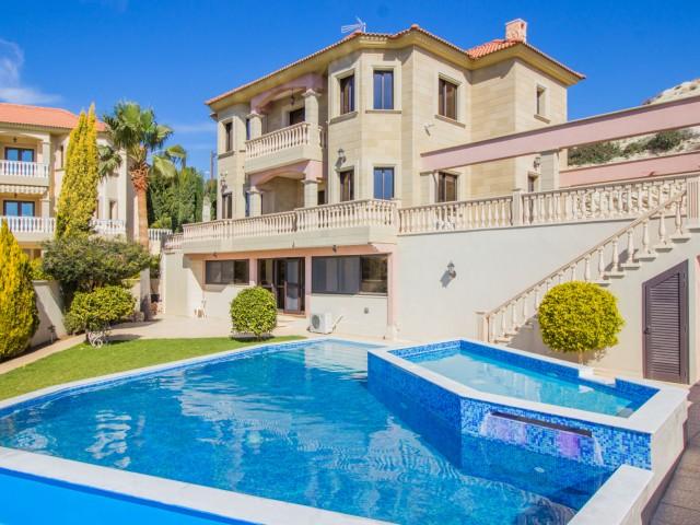 Villa in Limassol with 4 bedroom, Agios Tychonas