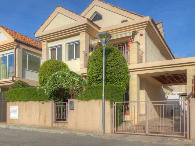 Villa in Limassol with 4 bedrooms, Potamos Germasogeia