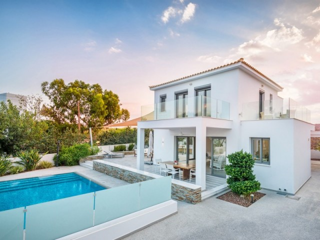 Villa in Limassol with 4 bedrooms, Pentakomo