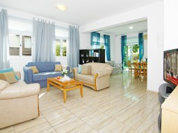 Three bedroom villa in Protaras
