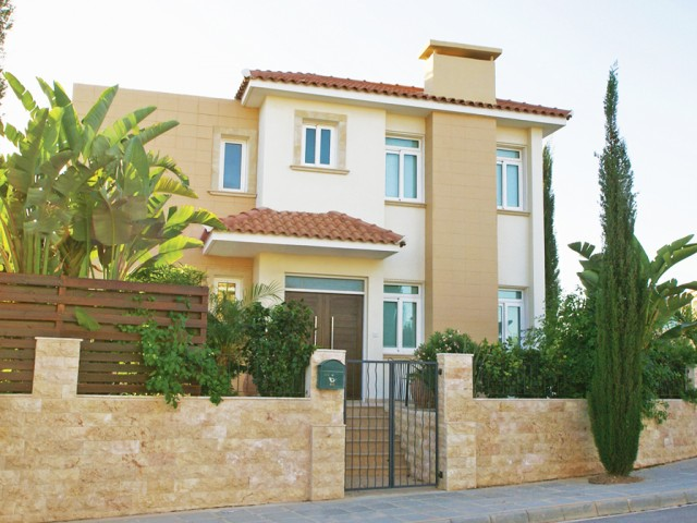 Three bedroom villa in Protaras