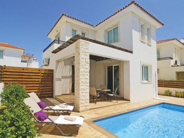 Two bedroom villa in Protaras, Pernera