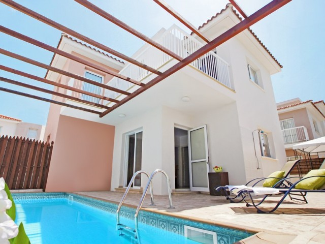 Four bedroom villa in Protaras, Pernera