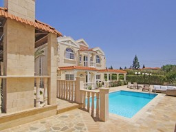 Villa in Ayia Napa with 3 bedrooms