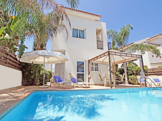 Two bedroom villa in Protaras, Ayia Triada